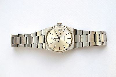 Vintage OMEGA Geneve Date Automatic Watch