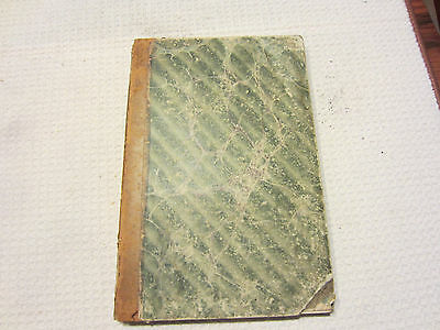 Very Rare 1862 Book Acts Of The Wheeling Virginia General Assembly Dec. 2, 1861