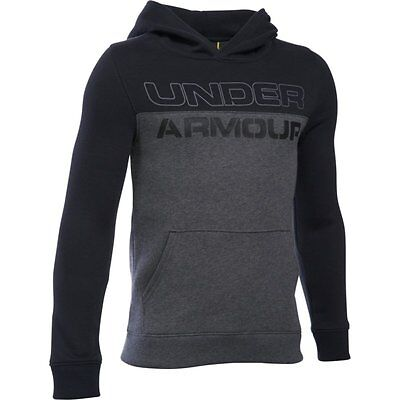 Under Armour Sportstyle Graphic Hoody - Kinder - NEU - 1281038-090
