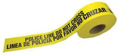 Barricade Tape,Police Line Do Not Cross ZORO SELECT 15049