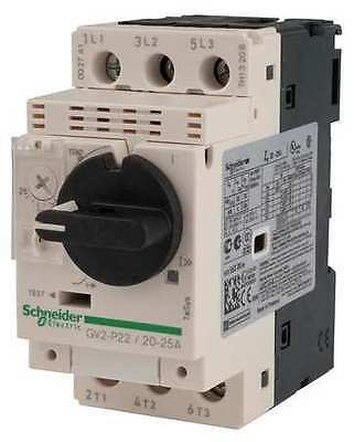 Manual Motor Starter, Schneider Electric, GV2P20