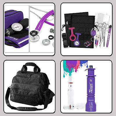 Ultimate Nurse Kit - Purple