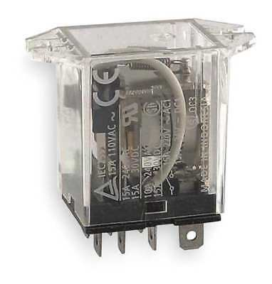OMRON LY1F-DC24 Relay, 8Pin, SPDT, 15A, 24VDC