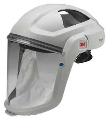 3M M-105 Respirator Faceshield Assembly, Poly