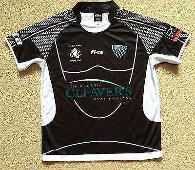 DRUFC Randwick Rugby Union - COACH - Jersey Mens Size XL Made in Australia VGC