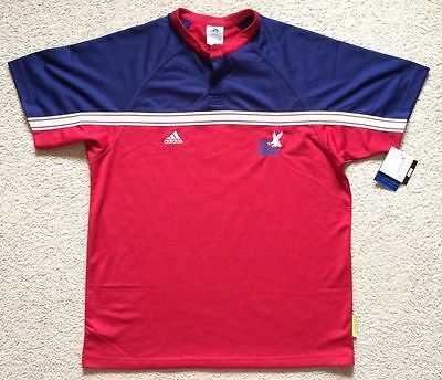 New NWT USA Rugby Union Jersey Mens Size XL Adidas