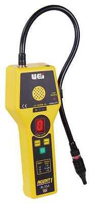 Heated Solid Electrolyte Refrigerant Leak Detector, Uei Test Instruments, RLD15