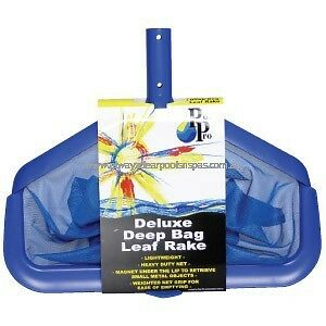 Deluxe Leaf Rake Weighted with Magnet