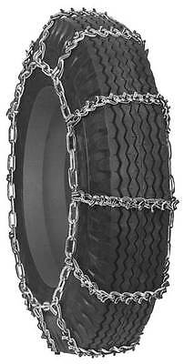 QG3827 PEERLESS Tire Chains, Single and Wide Base, PK 2