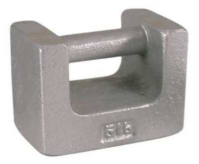 RICE LAKE WEIGHING SYSTEMS 12823 Calibration Weight,5 lb.,Painted