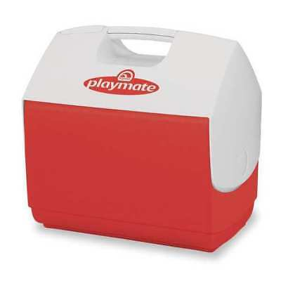 IGLOO 7362 Beverage Cooler,7 qt.,Red