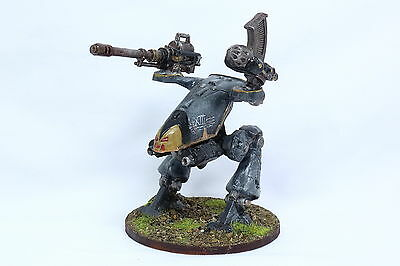 Specialist 40K Space Crusade Chaos Dreadnought OOP (Plastic)