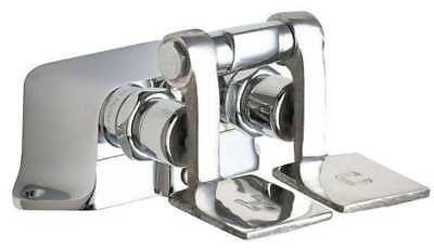 Double Foot Pedal Box, Chicago Faucets, 625-ABCP