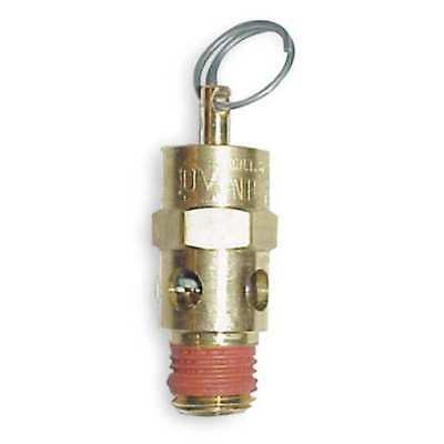 CONTROL DEVICES ST25-1A150 Air Safety Valve,1/4 In Inlet, 150 psi