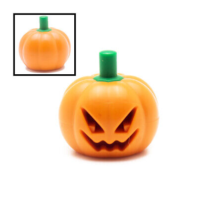 LEGO Scary Halloween Pumpkin Head Custume