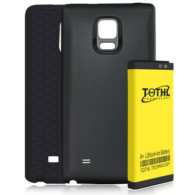 release date: fe457 c1aea TQTHL A+ FOR Galaxy Note Edge 7300mAh Extended Battery Charging Case+Black  Cover