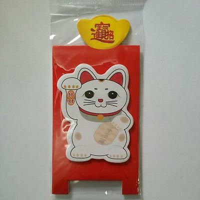 Fortune Cate Mini Memo Pad
