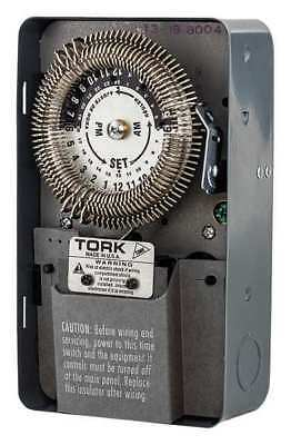 TORK 8004 Electromechanical Timer, 208 to 277V