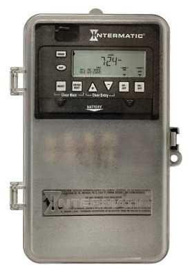 INTERMATIC ET1705CPD82 Electronic Timer,7 Days,SPST