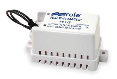 RULE 40A-GRA NO Float Switch 12VAC to 24VAC to 32VAC
