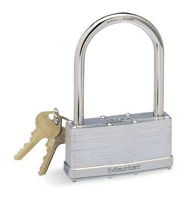 MASTER LOCK 101 Removeable Cylinder Padlock, 3 In H, KD