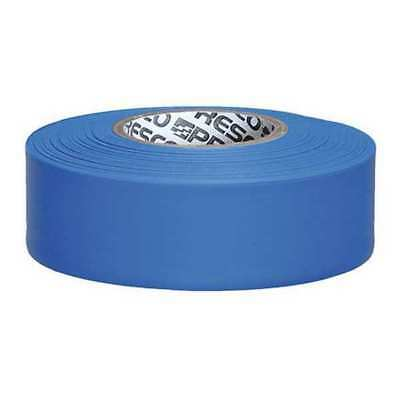 Blue Taffeta Flagging Tape, Presco Products Co, TFB-188