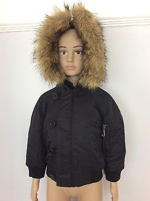 JUICY COUTURE black Bomber Jacket Coat Girls Age 2 Years 24m New BNWTS Rrp £145