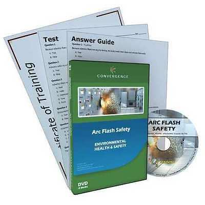 CONVERGENCE TRAINING 356 Arc Flash Safety DVD