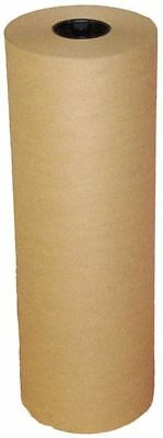 "Natural Kraft Paper 18"" x 900 ft., 40 lb. Basis Weight ZORO SELECT 5PGL9"