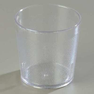 Stackable Tumbler, Clear ,Carlisle, 552907