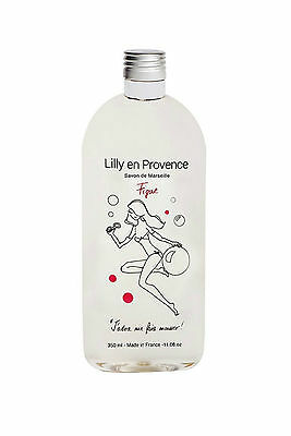 Gel douche figue - Lilly en Provence - 350ml