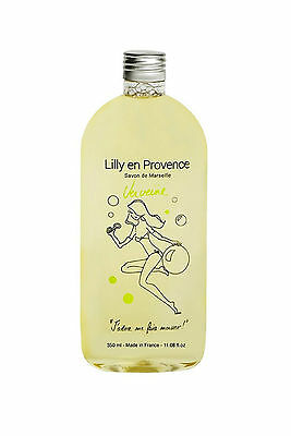 Gel douche Verveine - Lilly en Provence - 350ml