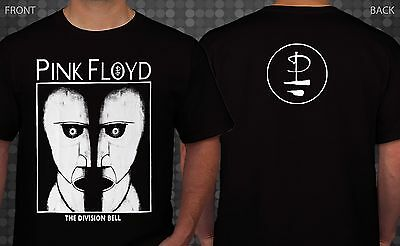 PINK FLOYD -The Division Bell- English rock band, T_shirt- sizes: S to 6XL