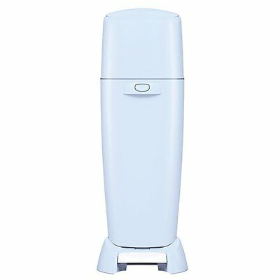 Playtex Diaper Genie Complete Diaper Pail with Odor Lock Technology, Blue