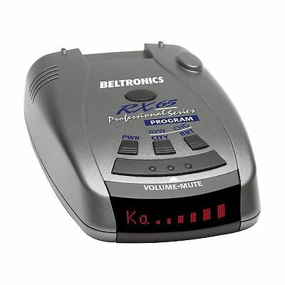 Beltronics RX65-Red Professional Series Radar Detector