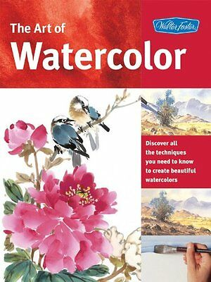 How to Draw and Paint Watercolours (Collectors Series) Walter Foster (Paperback