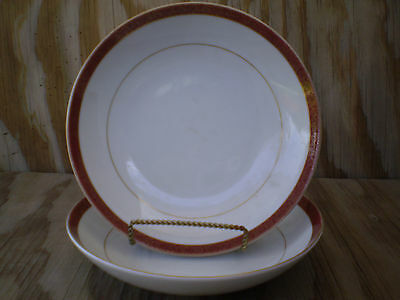 Crown Empire Empress Fine China From Japan Soup Salad Bowls 2 Ct.