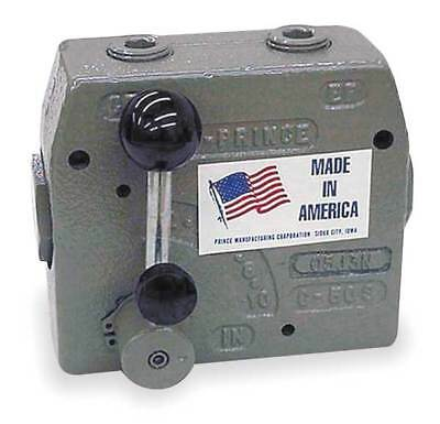 Flow Control Valve,1/2 In,0 to 16 GPM PRINCE RD-150-16