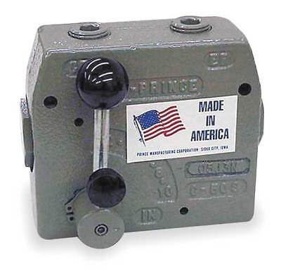 PRINCE RD-150-16 Flow Control Valve, 1/2 In, 0 to 16 GPM