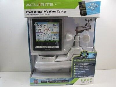 Acurite Professional Weather Centre Free Postage Superfast Delivery...!!!