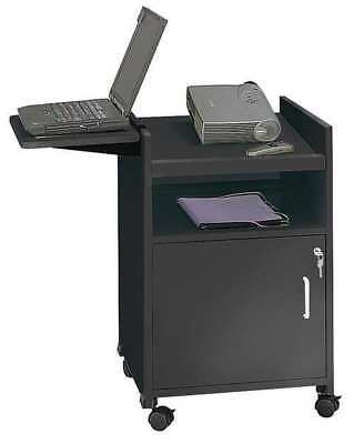 Projector Stand, Black ,Safco, 8927BL
