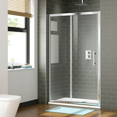 1200X1900mm Brand New Sliding Shower Screen  Enclosure Door Framed Wall to Wall