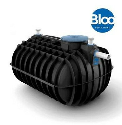 Polymaster 3250LT Bloo Septic Tank - Delivery to Most of Victoria