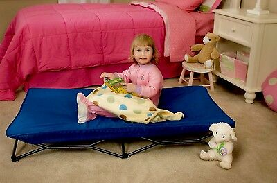 Regalo My Cot Portable Toddler Bed. New.