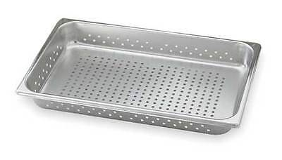 "20-7/8"" Perforated Steam Table Pan, Vollrath, 30023"