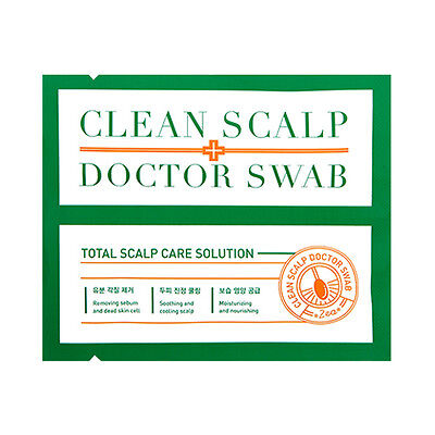 [A'PIEU] Clean Scalp Doctor Swab - 1pack (5ml x 2pcs) ROSEAU