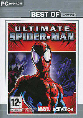 Ultimate Spider-Man Marvel Best Of PC IT IMPORT ACTIVISION BLIZZARD
