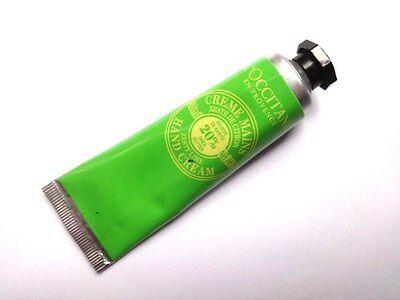 L'occitane 20% Shea Butter Zesty Lime  Hand Cream 30Ml - Brand New - Only £4.99