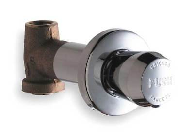 CHICAGO FAUCETS 770-665PSHCP Tub And Shower Valve, Single Control, Chrome Plated