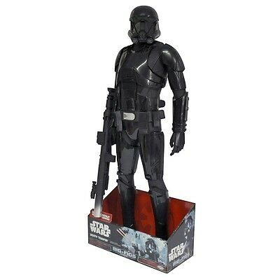 Figurine Death Trooper 80 cm Collector - STAR WARS - Licence : Star Wars